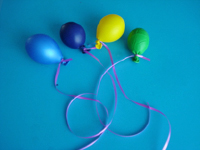 Balloons in the sky-4