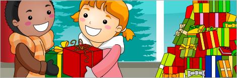 Christmas-Gift exchange