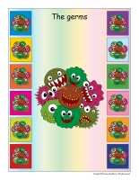 Group identification-Germs