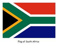 Flag - South - Africa