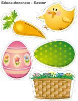 Educa decorate Easter