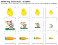 Educ big and small Easter