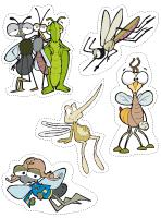 Educa-decorate - Mosquitoes