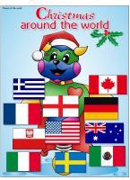 Christmas Around The World Theme And Activities Educatall