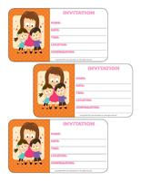 Invitation-Mother's Day