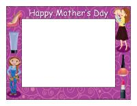 Picture frame-Mother's Day