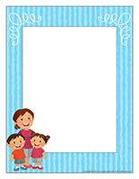 Picture frame Special Day-Mother?s Day Breakfast