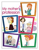 Poster-My mother?s profession