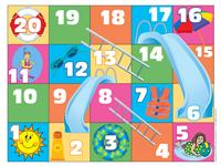 snakes and ladders (known as chutes and ladders in north america) is a ...