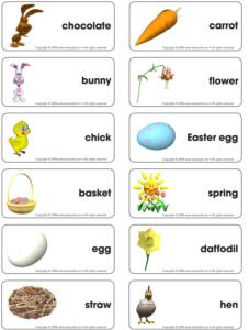 Easter-Wprd flash game