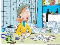 Postal Services-Hunt-and-seek