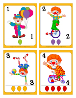 Playing cards-Clowns-1