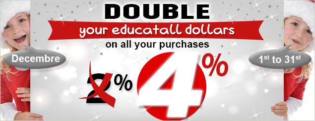 educatall dollars