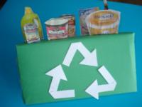 Recycling bin-1
