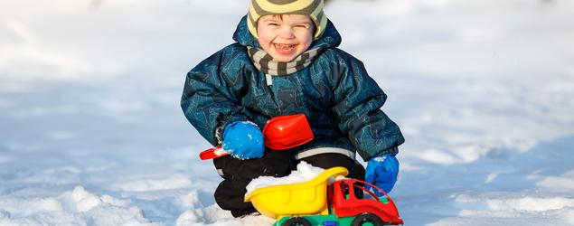 My snow plow