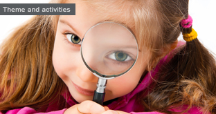 Detectives theme and activities