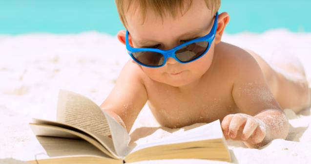 Summer reading - Babies and toddlers - Educatall