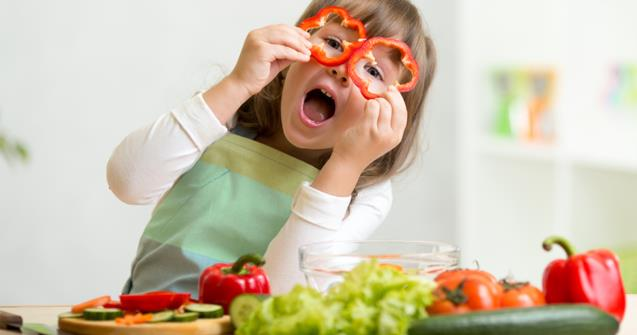 Vegetables - Babies and toddlers - Educatall