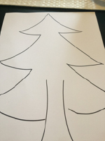 5 steps for making a Christmas tree-1