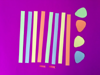 Accordion Fold Paper Snakes-2