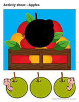 Activity sheets-Apples