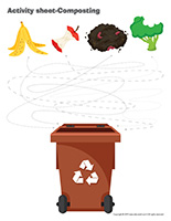 Activity sheets-Composting