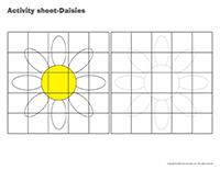 Activity-sheets-Daisies