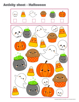 Activity-sheets-Halloween booklet 2020-2