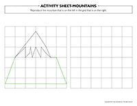Activity-sheets-Mountains