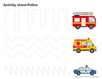 Activity-sheets-Police
