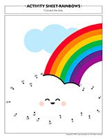 Activity sheets-Rainbows