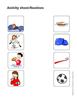 Activity-sheets-Routines