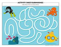 Activity-sheets-Submarines