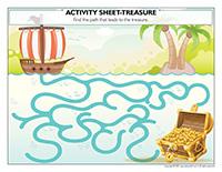 Activity-sheets-Treasure