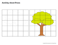 Activity sheets-Trees