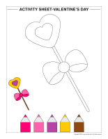 Activity-sheets-Valentine's Day Activity Book-2