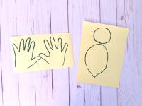 Be Kind Handprint Craft-2