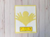 Be Kind Handprint Craft-3