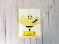 Be Kind Handprint Craft-4