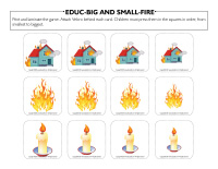 Big and small-Fire