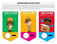 Bookmarks-Detectives