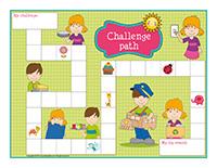 Challenge path-Tasks