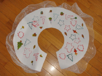 Christmas tree skirt-6