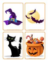 Circle time game-Halloween-2