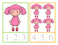 Counting cards-Dolls-1