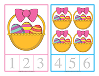 Counting cards-Easter-1