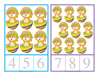 Counting cards-Easter-4