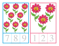 Counting cards-Mother's Day-2