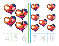 Counting cards-Mother's Day-4