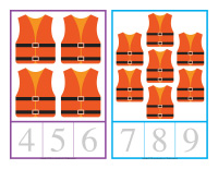 Counting cards-Swimming-2